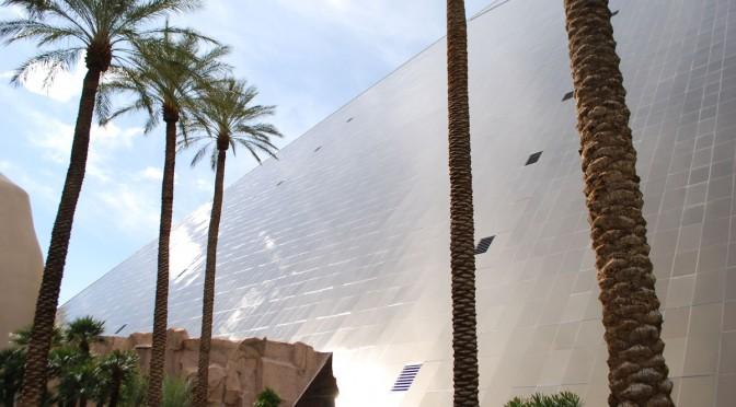 Luxor Daytime Exterior Shots