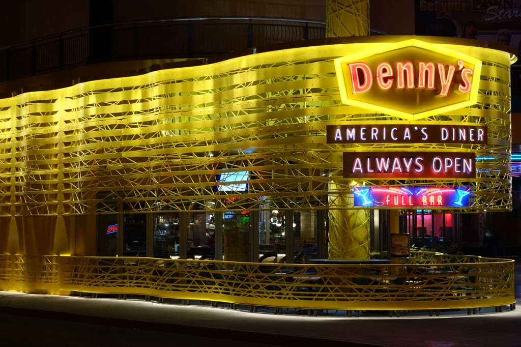 Dennys on Fremont