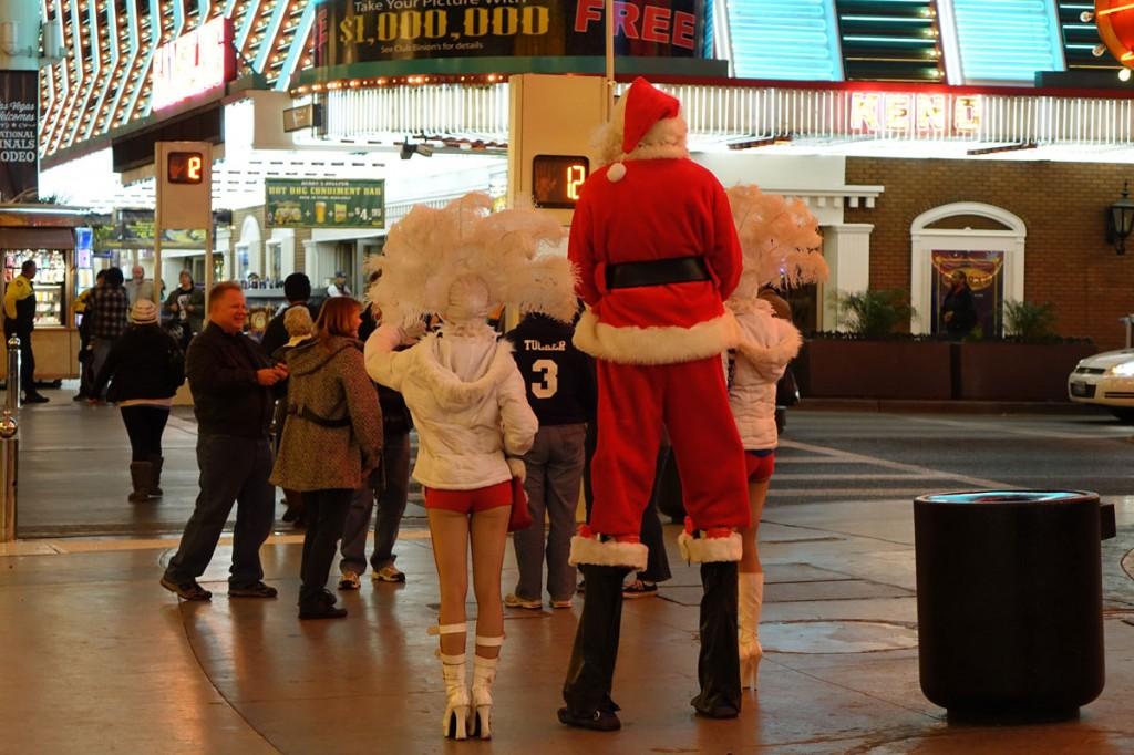 Vegas Santa